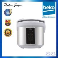 Beko Magic Com Rice Cooker Digital 1,8L RCJ47023S - Garansi Resmi