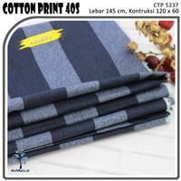 MUKA IG bahan kain cotton katun kemeja murah per 50 yard cat 18