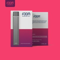FOOM Starter Kit (Stick Device + Pod) E-Cigarette Vape