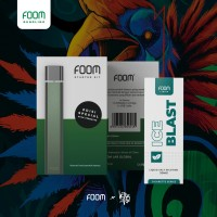 FOOM Special Edition Midnight Green x @herzven