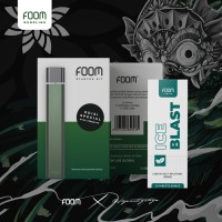 FOOM Special Edition Midnight Green x @lapantigatiga