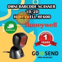HONEYWELL HF600 HF-600 IMAGER (2 DIMENSI) SCANNER OMNI BARCODE 1D & 2D