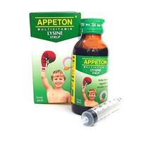 Appeton Lysine Syrup 60
