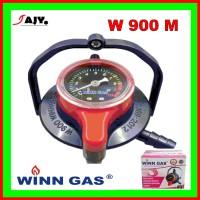 REGULATOR WINN GAS W 900 M DOUBLE LOCK
