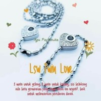 Pendant LSW Twin Love Original by MCI (Limited Edition)