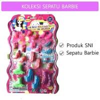 Mainan Anak Koleksi Sepatu Barbie