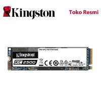 Kingston KC2500 SSD Internal 500GB M.2 NVMe 2280 3D NAND