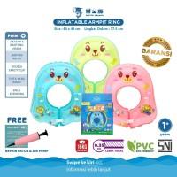DOCTOR DOLPHIN Baby Swim Armpit / Pelampung Ketiak Bayi / Ban Renang