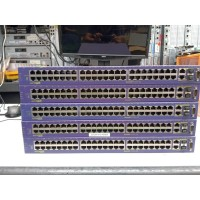 Extreme Networks Summit X250e-48t Managed Switch HUB
