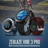 Zeblaze Vibe 3 PRO Full Touchscreen Smartwatch IP67 HeartRate Fitness