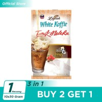 Luwak White Koffie Tarik Malaka 10x30gr (Renceng)