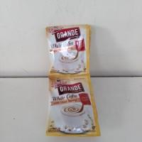 Kopi Kapal Api Grande White Coffee 20 gram Renceng