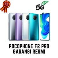 XIAOMI POCO F2 PRO (8/256GB) GARANSI RESMI XIAOMI INDONESIA - NEON BLUE