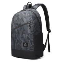 PROMO! Tas Ransel Navy Club - Tas Laptop Backpack Casual Pria Wanita - Abu-abu