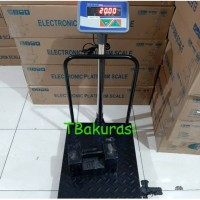 Timbangan barang / timbangan digital 300 kg / timbangan espedisi 300kg