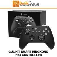 Gulikit Smart Kingkong Pro Controller Stick Gamepad Switch PC Android