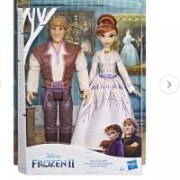 Boneka Frozen II Kristof barbie cowok kristoff frozen 2 ori elsa anna