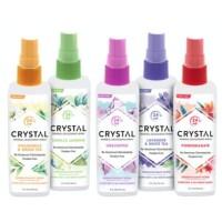 Crystal Body Deodorant Spray Deodoran Tubuh 118ml All Varian - Unscented