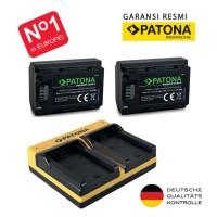 PATONA for Sony NP-FZ100, a9, a7 III, a7R III, A7iii, A7Riii - KIT