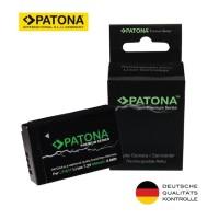 PATONA Baterai Canon LP-E17, LPE17 M3 M5 M6 200D 750D 760D 800D 8000D