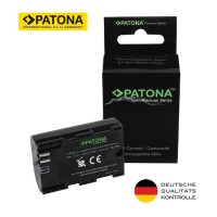 PATONA Baterai Canon LP-E6 LPE6, LP-E6N LPE6N 5D 6D 7D 60D 70D 80D