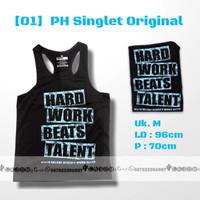 Singlet Kaos PH Nutrition Pro Hybrid Ori Original