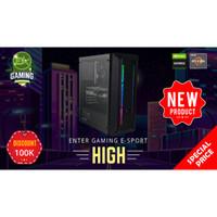PC Rakitan Enter Gaming E-Sports HIGH AMD X Nvidia