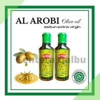 Olive Oil Minyak Zaitun Murni Perasan Pertama 60ml 100% Asli