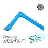 Bumerang Boomerang AVATAR Outdoor Mainan Tradisional Edukatif Sport