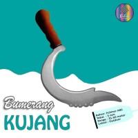 Bumerang Boomerang KUJANG Outdoor Mainan Tradisional Edukatif