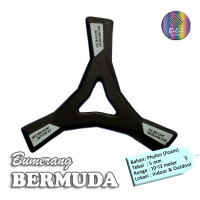 Bumerang Boomerang BERMUDA Mainan Anak Edukatif Tradisional Sport Fun