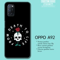 Casing Custom OPPO A92 From Death To Life P0449