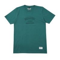 Breakside Green Embossed Tshirt