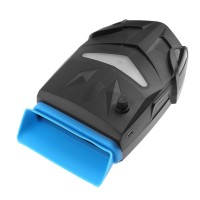 Laptop Cooling Cooler Vacuum Extracting Fan with Manual Speed