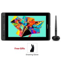 (termurah) HUION KAMVAS Pro 13 GT-133 Pen Tablet Monitor Digital