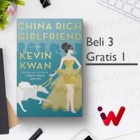 China Rich Girlfriend: A Novel (Crazy Rich Asians 2)