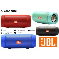 Speaker JBL Charge Mini 2+ - Spiker Bluetooth Suara Mantap J-006B