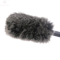 17x14cm Furry Microphones Cover for Rode VideoMic, TAKSTAR SGC-598,