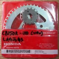 Gearset / Gerset /Rantai Roda Kit New CB150R LED AHM (K45) perka