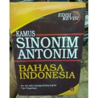 Jual Kamus Sinonim Antonim Bahasa Indonesia Diskon