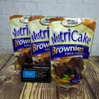 Nutri Cake Brownies Rasa Coklat & Pisang