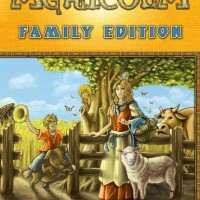 Agricola Family Edition ( Original ) Board Game