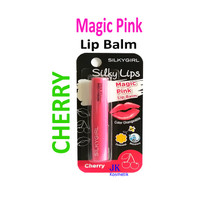 Silky Girl Lip Balm Magic Pink - Cherry