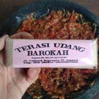 Terasi Udang Khas Jepara 200 gram   Oleh oleh jepara