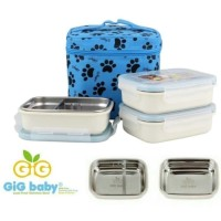 GIG BABY RECTANGULER LUNCH BOX