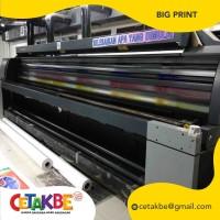 Big Print Baliho/Banner/Spanduk Digital Printing Outdoor Flexi 280gsm