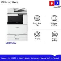 Canon IR C3020 DADF Mesin Fotocopy A3 Color | Garansi Resmi