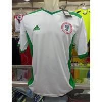 Jersey Sepak bola Timnas Nigeria World Cup 2014