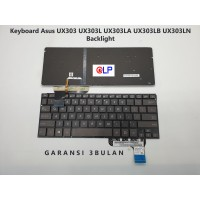 Keyboard Asus UX303 UX303L UX303LA UX303LB UX303LN Backlite BLACK