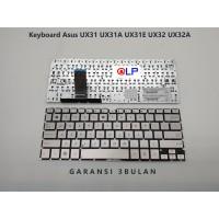 Keyboard Asus UX31 UX31A UX31E UX32 UX32A - Silver